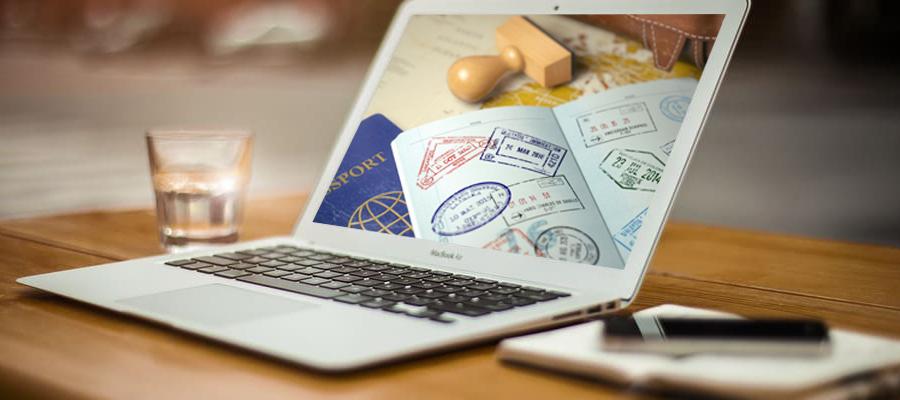 formulaire de visa électronique pour l'Inde