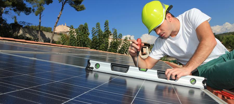 batterie photovoltaïques