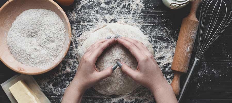 ingrédients outils de pâtisserie