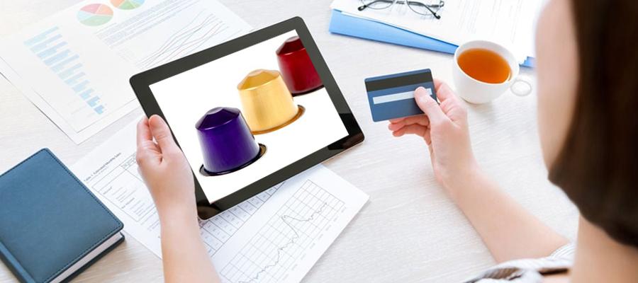 capsules de café en ligne