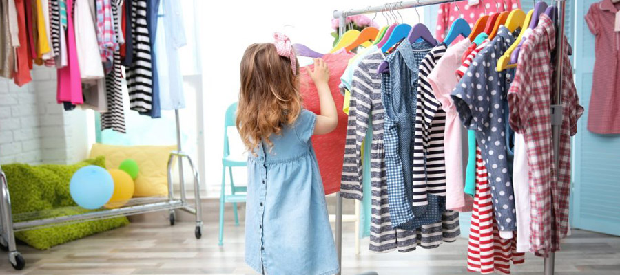 Mode enfant les rlegles du style urbain et casual