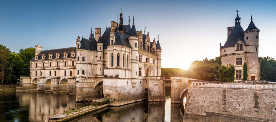 Vacances en France chateaux de la Loire