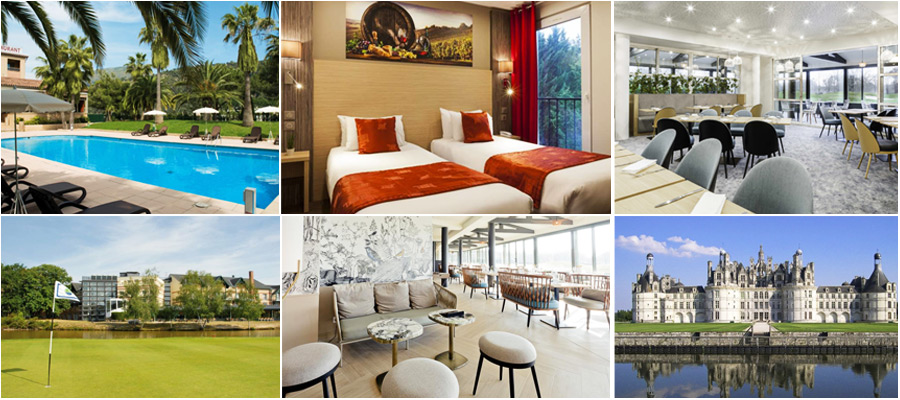 hotel sur Orleans