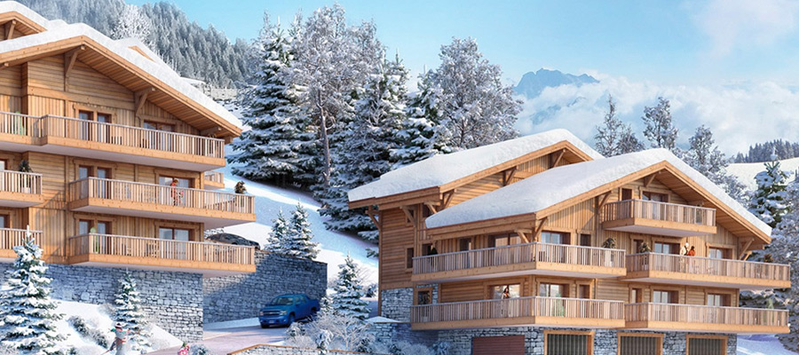 immobilier a Chatel