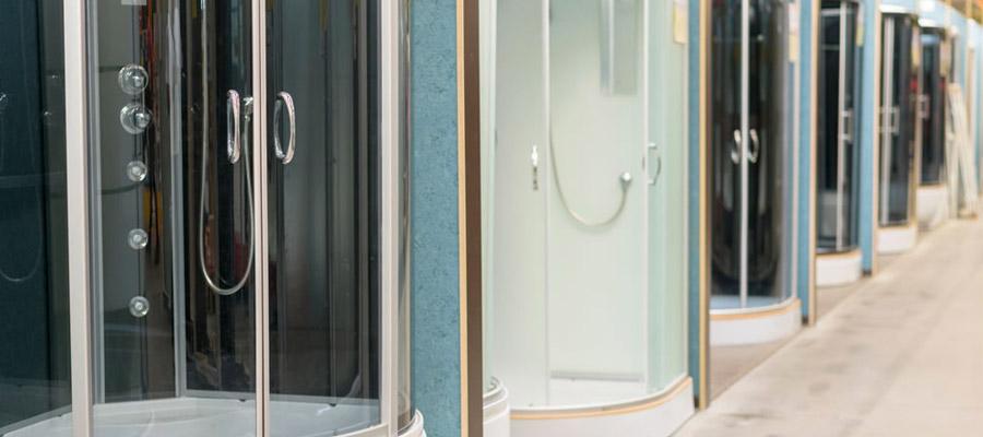 Tendances salles de bains cabine de douche