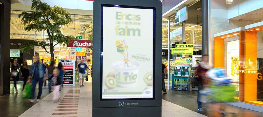 affichage grand format et supports publicitaires