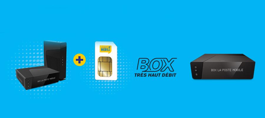 meilleurs offres Box + Mobile