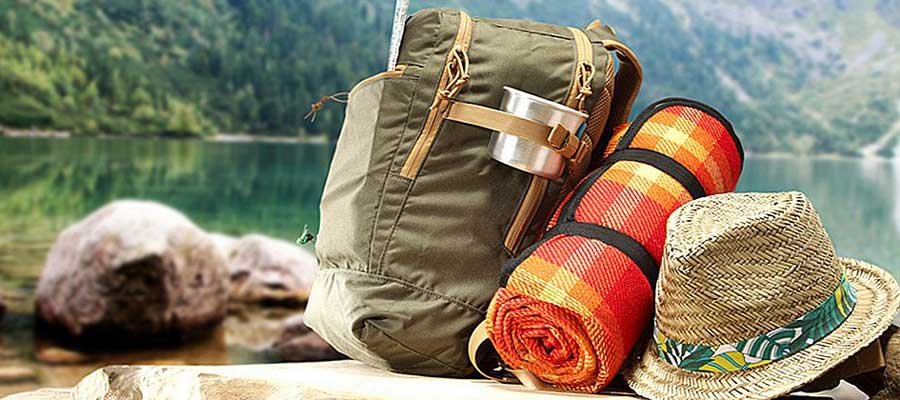 Vacances en camping