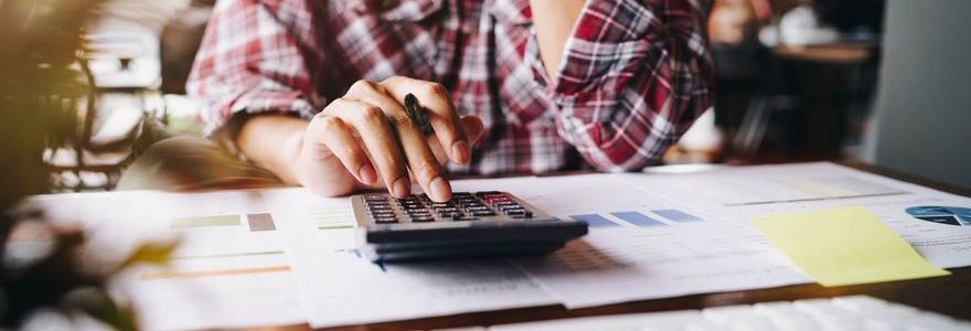 Calculer ses revenus