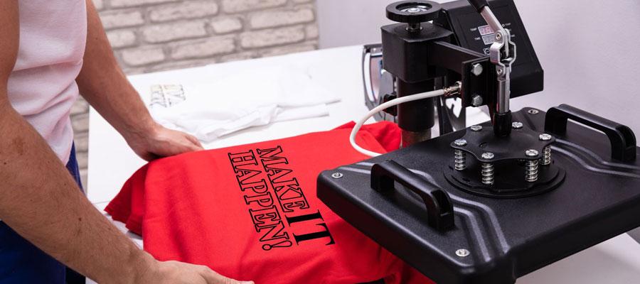 Imprimer des t-shirts en ligne