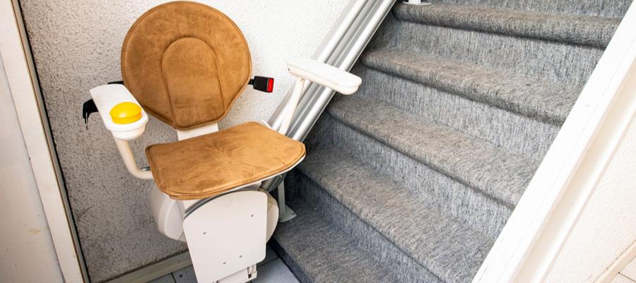 Achat de monte escalier