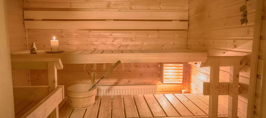 Installation de hammam et de sauna