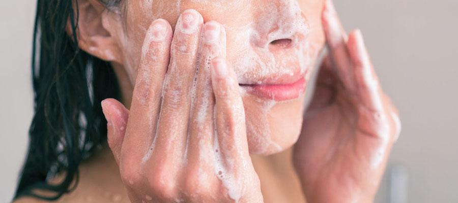 Soin de la peau du visage et des mains