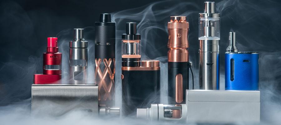 Modèle de cigarette électronique